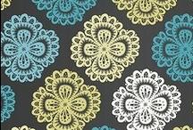 Patterns / Inspirational & colorful prints & patterns / by Wix.com