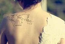 tattoo inspriations / by Savannah Perez