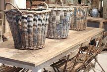 Baskets / by Michele Littell