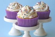 Let Them Eat Cupcakes. / by Maggie Mathias