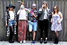 UO Store Style / Our UO crew strutting their stuff in this season's hottest threads... / by Urban Outfitters Europe