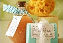 Homemade Home Thingys / by Laura Anderton