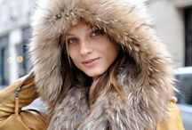 ~Furry Fashion~ / When it comes to fur, I prefer high quality faux fur and only seek real fur if its recycled or vintage. If you buy real fur, please buy from a store that has signed with HSUS or shop for recycled fur. / by Sabrina Ann