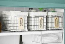 Storage & Organization / by Laura Anderton