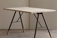 desk / by Mickey Trescott