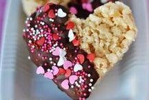 Valentine's Day Food / by Laura Anderton