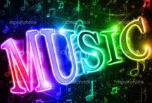 MY MUSIC / i LOVE ALL KINDS OF MUSIC / by Elaine Ellington