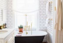 Bathrooms & Laundry Room / by Angela @ Number Fifty-Three
