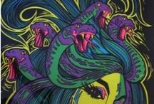 medusa /  snakes / by Heatherlee Willis