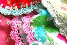 I love crochet / by Melissa Masterton