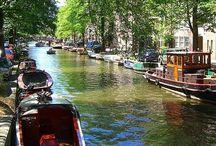 Amsterdam / by Kristin Pitcher