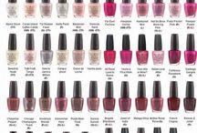 Polished Nails / by Krystal Cooper