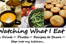Blogs / Sites Worth Following / Interesting blogs & sites to following ~ food, home, life, travel / by Vicki E Watching-What-I-Eat.blogspot.com