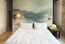 bedroom / by Katie / Kitschy Hippo