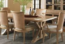 TREND: Light Wood / Light-toned wood for bedroom furniture, dining furniture & more! / by Home Gallery Stores