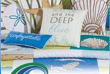 Ocean Colors Hawaii House / Decorating ideas for our house in Hawaii. Ocean colors, coastal design and beach accents.  / by Cindy Cutts