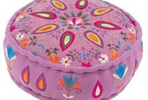 Pouf Ottomans / Poufs, decorative ottomans and more! / by Home Gallery Stores