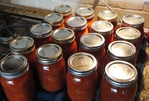 Food Preservation: Canning, Fermenting / by Kimberly