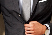 For My Man / ◈  classy & sharp ◈ / by Farina T
