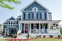 Dream Home / by Erica Riggs