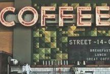 A future cafe. / by Bonnie Chan