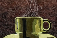 Cup of Joe ~ / My favorite drink in all of the Universe right next to water. I look forward to my coffee every day. Drinking it is like a religious experience......good for the heart, mind and soul. / by Noel Cannon