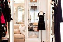 Beautiful closets / by Ashley Dunlop