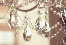 Chandeliers / by Kate Neideigh