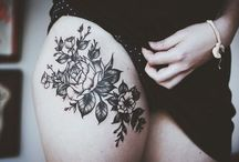 Tattoos / If I had more money, I would have so many. / by Hayley Thiel