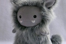 Crafts: Stuffies / Meleth Faen tarafından