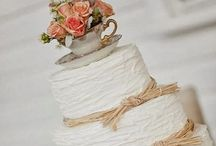cake / by Mary Richardson