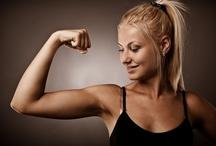 get in shape / by Rachael Olson