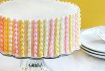 Cake/Cupcake Decorating / by Kaela Plyler