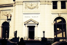 Around the Museum / by National Postal Museum