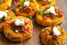 Just Right Bites / appetizers and finger food for a crowd / by Debra Douglas