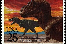 Dinosaur Stamps / by National Postal Museum