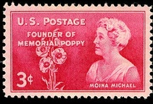 Scarlet Stamps / by National Postal Museum