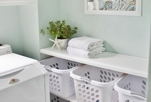Organization and Tips and Tricks for Cleaning / by Gina Meldrum