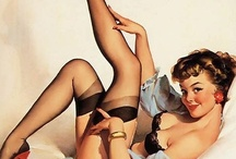 I love pinups! / I love that women can feel free anyway they are. Any body shape is sexy no matter what other people think. It's how you carry and present yourself... / by Venessa Colmenares