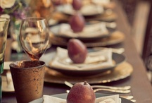 Tables for Entertaining / by Gina Meldrum