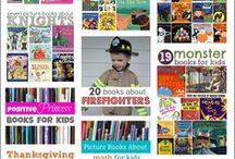 Books for Kids / Good book choices for children through teens. / by Morgan {Modern Mommyhood}
