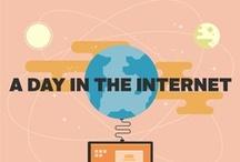 Internet / Vind ik leuk op internet / by Francis Herbers