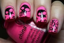 Nails Nails Nails / by Ashley Anders