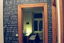 Chalk Board / by Tina Miranda