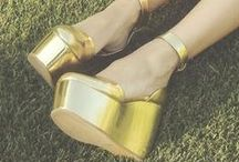 STYLE: SHOES / Shoes, Boots, Shoes, Heels, Shoes, Flats, Shoes Shoes Shoes / by FORTNIGHT