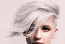 hair. / all different types of hairstyles, cuts, and colors / by Amber Fabrizio