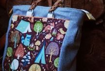 Sewing To Try - Bags / Bag Lady / by Beck R