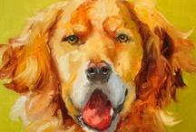 Ben- Golden's Rule / All things Golden Retriever! / by Susan Ware Flower