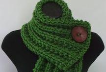 Crochet, embroidery and knittig / by Katalin Rózsa