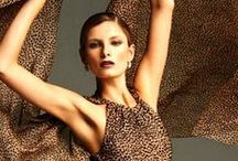 Fashion: Animal Print, etc. / animal prints, furs, leather / by Shelly Lickliter